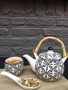 green tea oranje bloesem
